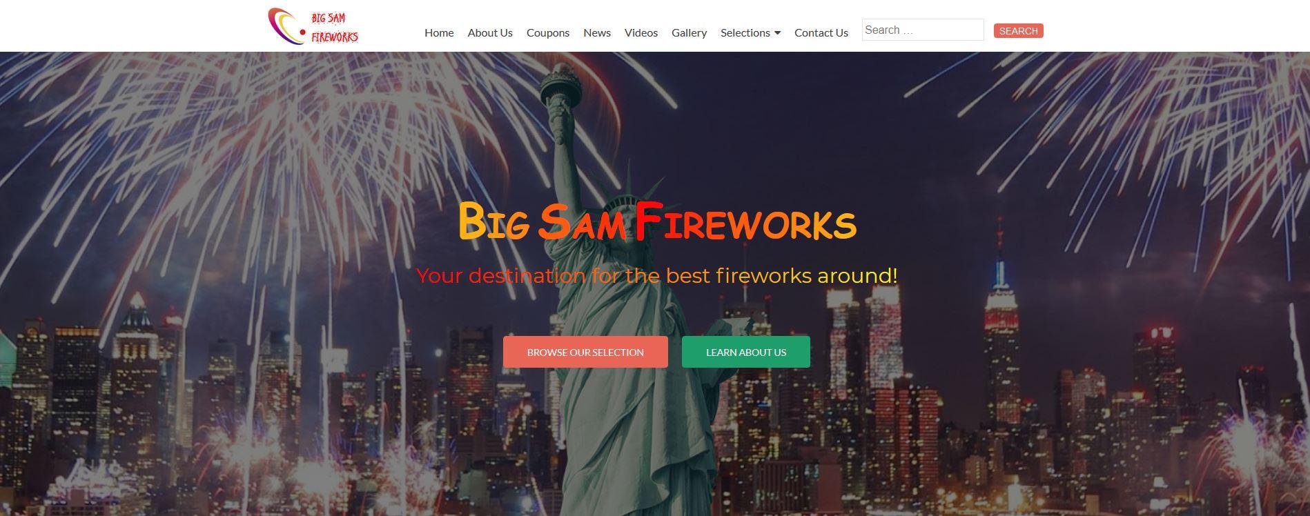 bigsamfireworks